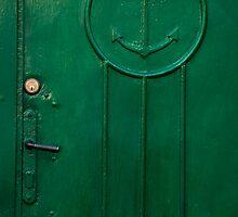 Green anchor  by aleksandra15