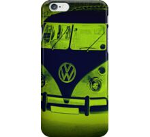 Split Screen VW Combi - New Products iPhone Case/Skin