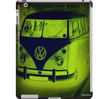 Split Screen VW Combi - New Products iPad Case/Skin