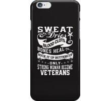 Veterans iPhone Case/Skin