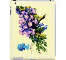 Bermuda Royal Flora Print iPad Case/Skin