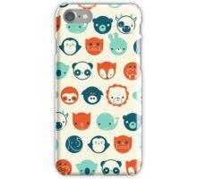 Menagerie iPhone Case/Skin
