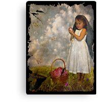 Vintage Easter Canvas Print