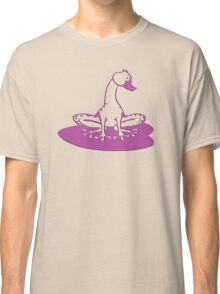 duckfrog - frog, duck, funny, cartoon, cute, humor Classic T-Shirt