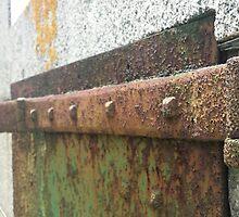 Rusty Hinge by Megan Stone