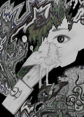 blackandwolf by airinom