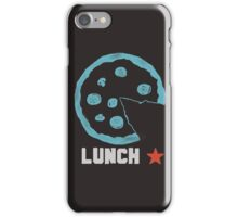 LUNCH iPhone Case/Skin