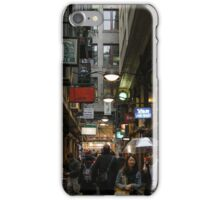 Love in the city iPhone Case/Skin