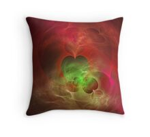 'Hearts Can Dream' Throw Pillow
