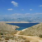 Adriatic sea heart by Dalmatinka