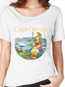 California seal Women's Relaxed Fit T-Shirt