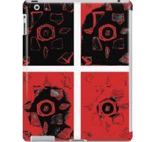 Broken Glass and Blood iPad Case/Skin