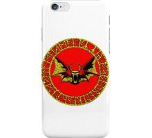 Ozzy Bat Orb 2 iPhone Case/Skin