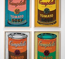 ANDY WARHOL by Marghe3891