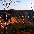 At Days End.... Katoomba NSW by JennyMac