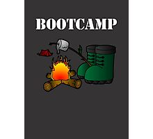 BOOTCAMP Photographic Print