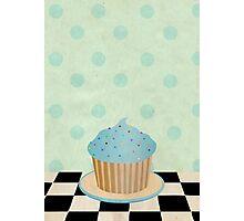 Delicious cupcake Photographic Print