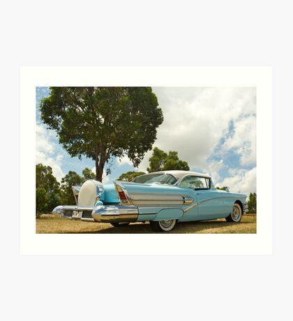Classic Car 1 Art Print