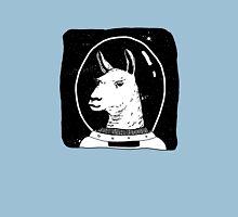 Space lama Unisex T-Shirt