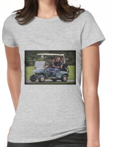 Course Cruise Womens Fitted T-Shirt