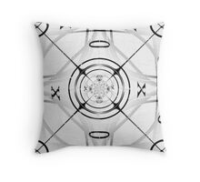 Command Station Throw Pillow