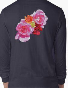 Rose Quartet Long Sleeve T-Shirt