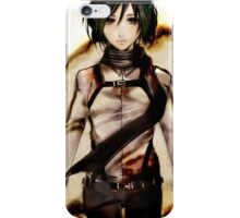 Shingeki No Kyojin [UltraHD] iPhone Case/Skin