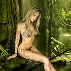 Jade in Rain Forest by jadeamber