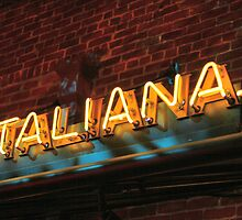 ITALIANA by evidencephotos
