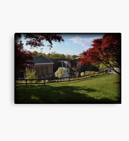 Urban Delight Canvas Print