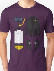 A FORMAL PENGUIN AFFAIR Unisex T-Shirt