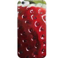 The Big Strawberry iPhone Case/Skin