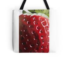 The Big Strawberry Tote Bag