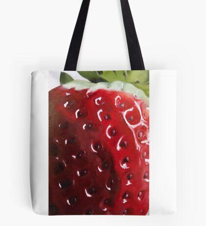 The Big Strawberry Tote Bag