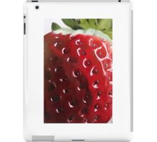 The Big Strawberry iPad Case/Skin