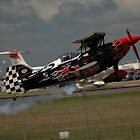 Pitts Pull-up,Avalon Airshow,Australia 2015  by muz2142
