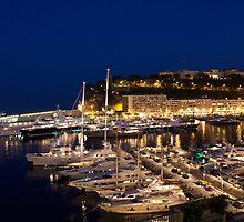 Monaco Night by awiseman