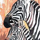 Stripes by arline wagner