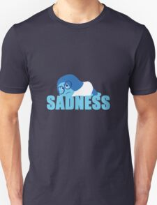 Sadness Inside out T-Shirt