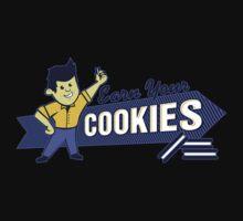 Earn Your Cookies Kids Tee