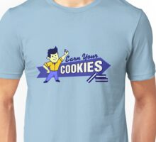 Earn Your Cookies Unisex T-Shirt