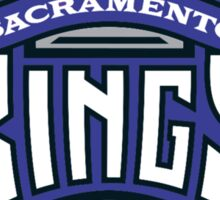 Sacramento Kings Sticker