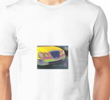 Car Painted to Specs - Check Unisex T-Shirt