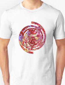 Spirals, Curves and Swirls T-Shirt