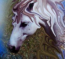 dreaming horse by wolfschwerdt