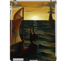 King of Red Lions iPad Case/Skin