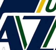 Utah Jazz Sticker