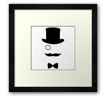 Like a Sir Framed Print