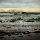Wispy Surf,Great Ocean Road by Joe Mortelliti
