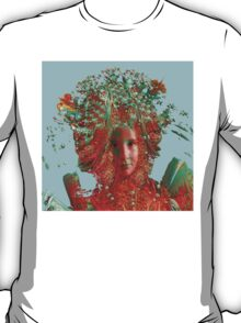 Flower Horizon T-Shirt
